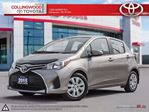 2015 Toyota Yaris LE WITH CONVENIENCE PACKAGE in Collingwood, Ontario