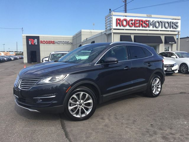 2015 LINCOLN MKC AWD - NAVI - REVERSE CAM - SUNROOF in Oakville, Ontario