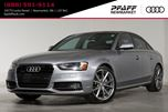 2015 Audi A4 6-SPEED MANUAL GEARBOX! in Newmarket, Ontario