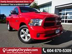 2015 Dodge RAM 1500 ST *ONE OWNER*ACCIDENT FREE*LOCAL BC TRUCK* in Surrey, British Columbia