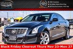 2014 Cadillac ATS RWD Sunroof Bluetooth Leather Heated Front Seats Keyless Entry 17Alloys in Bolton, Ontario