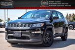 2017 Jeep Compass Sport Only 51 KM\Backup Cam Bluetooth Pwr windows Pwr Locks Keyless Entry in Bolton, Ontario