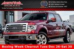 2013 Ford F-150 Lariat 4X4 Sunroof Nav. HeatSeats Vent.Seats Backup_Cam R-Start 20Alloys in Thornhill, Ontario