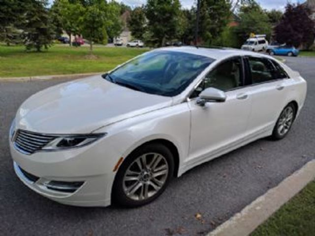 2015 LINCOLN MKZ           in Mississauga, Ontario