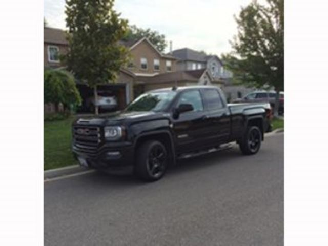 2016 GMC SIERRA 1500 4WD Double Cab 143. Elevation Edition in Mississauga, Ontario