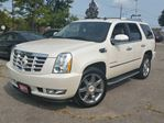 2011 Cadillac Escalade LUXUARY PKG WITH DVD, NO ACCIDENTS ONTARIO TRUCK in Brampton, Ontario