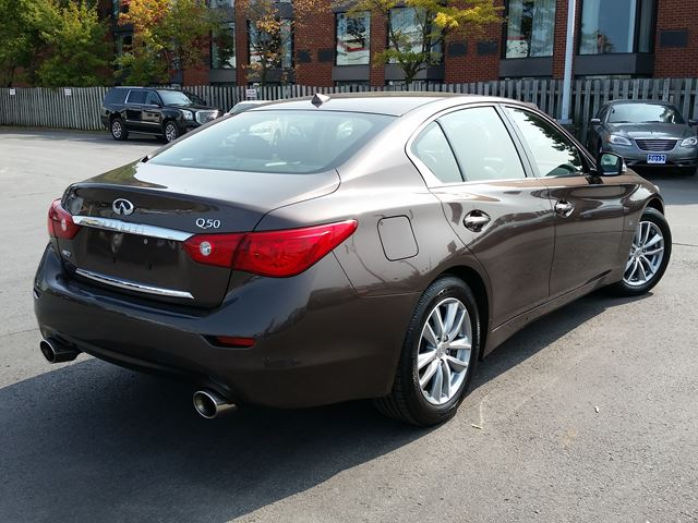 2014 infiniti q50 luxury awd sport sedan tech pkg navigation sport exhaust belleville ontario. Black Bedroom Furniture Sets. Home Design Ideas