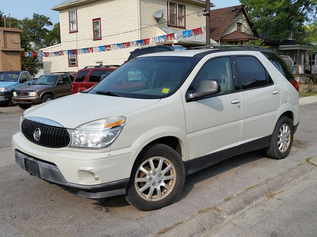 used 2007 buick rendezvous cx fwd st catharines. Black Bedroom Furniture Sets. Home Design Ideas