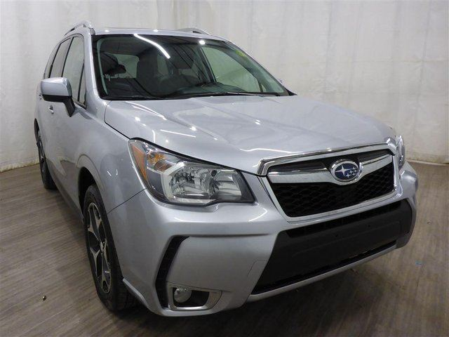 2014 SUBARU FORESTER 2.0XT Limited Package in Calgary, Alberta
