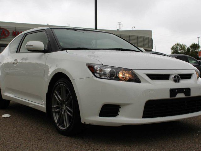 2013 SCION TC 2DR COUPE, NO ACCIDENTS, 1 OWNER!! DUAL SUNROOF, PIONEER HEAD UNIT in Edmonton, Alberta