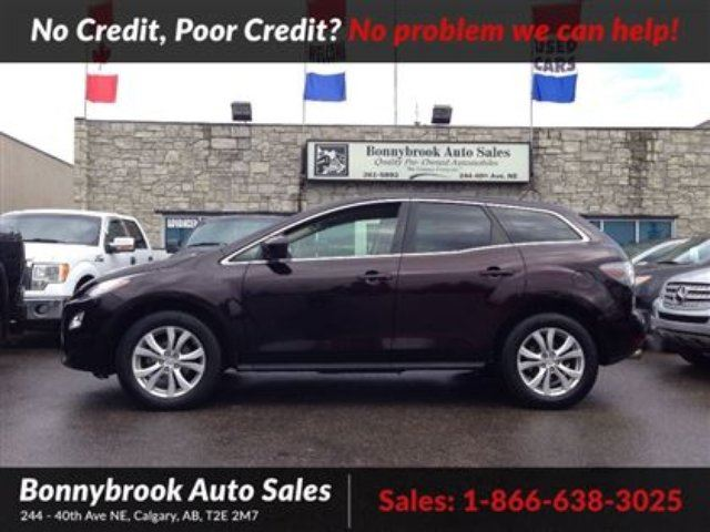 2012 MAZDA CX-7 GS in Calgary, Alberta