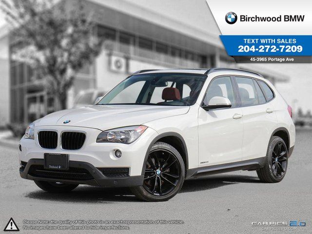 2014 BMW X1 xDrive28i Sport, Technology, Premium Packages! in Winnipeg, Manitoba
