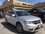 2012 Dodge Journey CREW-LOW KM, 1 Owner in Huntsville, Ontario