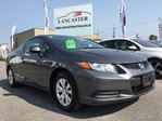 2012 Honda Civic LX Coupe 5-Speed MT in Ottawa, Ontario