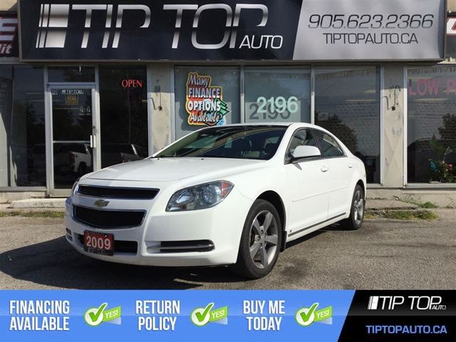 2009 Chevrolet Malibu 2LT ** Power/Heated/Leather/Suede Seats, Remote in Bowmanville, Ontario