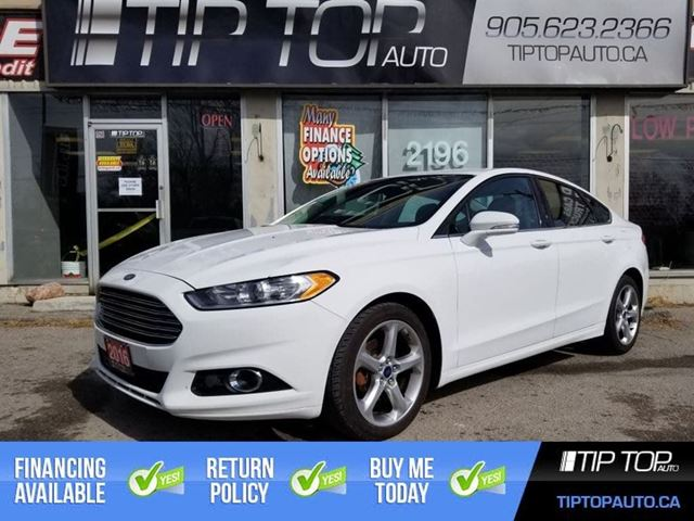 2016 Ford Fusion SE ** All Wheel Drive, Nav, Rear View Camera ** in Bowmanville, Ontario