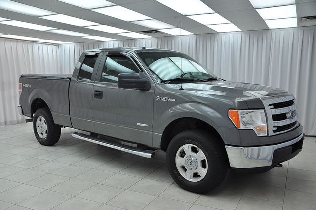 2013 FORD F-150 XLT 4x4 3.5L ECOBOOST 4DR 6PASS SUPER CAB w/ BL in Dartmouth, Nova Scotia