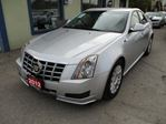 2012 Cadillac CTS LOADED `SPORTY`5 PASSENGER 3.0L - V6.. LEATHER. in Bradford, Ontario