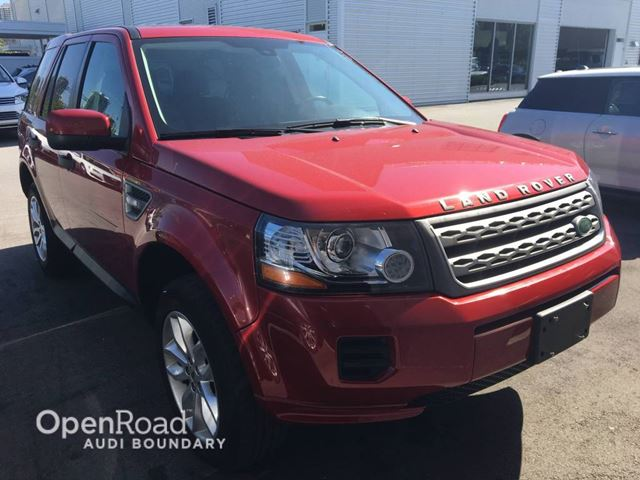 2013 LAND ROVER LR2 AWD 4dr LOW KM  PRISTINE CONDITION in Vancouver, British Columbia