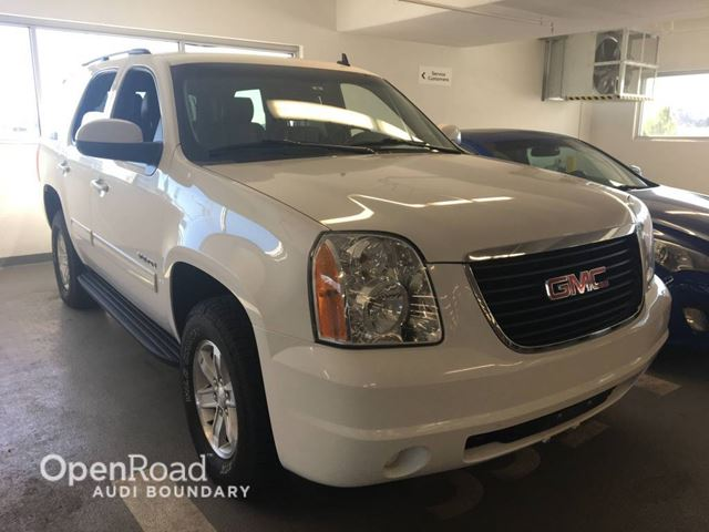 2014 GMC YUKON 4WD 4dr SLE in Vancouver, British Columbia