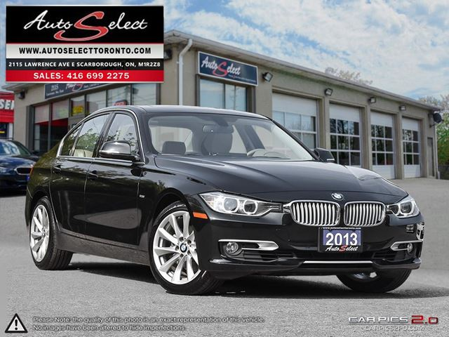 2013 BMW 3 SERIES 328 i xDrive AWD ONLY 80K! **TECHNOLOGY PKG** CLEAN CARPROOF in Scarborough, Ontario
