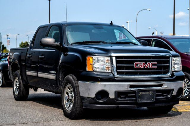 used 2010 gmc sierra 1500 sle 4x4 crew towhitch bedliner a c 6 seats keyless entry. Black Bedroom Furniture Sets. Home Design Ideas