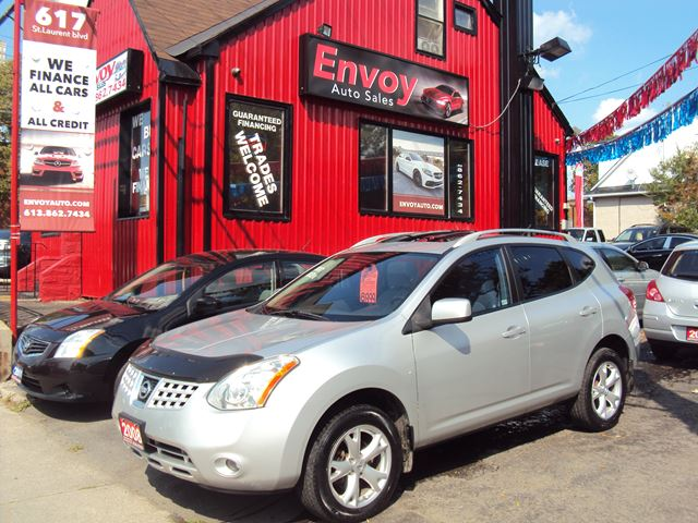 2008 NISSAN Rogue SL AWD!!SUNROOF!!ONE OWNER!!HEATED SEATS! in Ottawa, Ontario