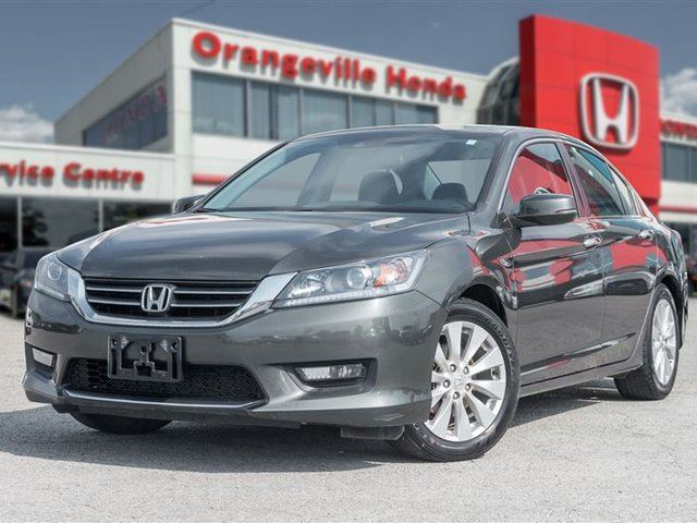 2014 HONDA ACCORD EX-L in Orangeville, Ontario