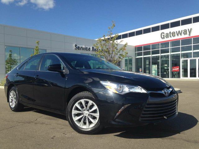 2016 TOYOTA CAMRY LE 4DR SDN I4 AT in Edmonton, Alberta