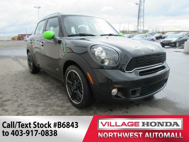 2013 MINI COOPER Countryman S All4 in Calgary, Alberta