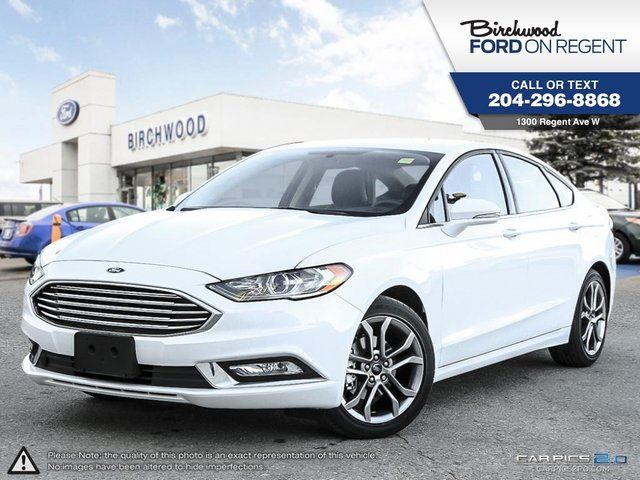 2017 FORD FUSION SE in Winnipeg, Manitoba