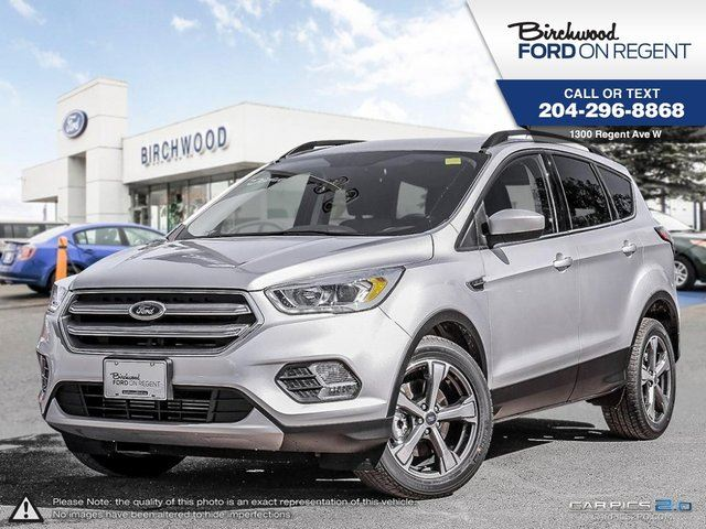 2017 FORD ESCAPE SE in Winnipeg, Manitoba