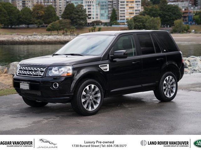 2014 LAND ROVER LR2 HSE LUX in Vancouver, British Columbia