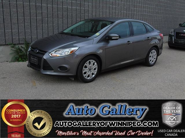 2014 FORD FOCUS SE *Only 6,572 kms! in Winnipeg, Manitoba
