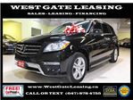 2012 Mercedes-Benz M-Class ML350 ML350  NAVI  CAMERA  PANORAMIC ROOF  in Vaughan, Ontario