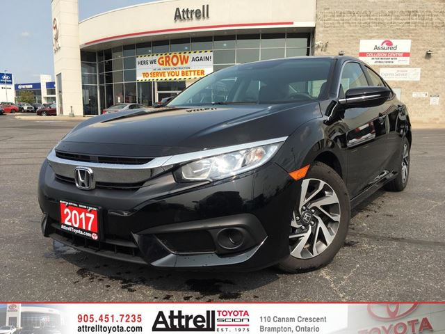 2017 HONDA CIVIC           in Brampton, Ontario
