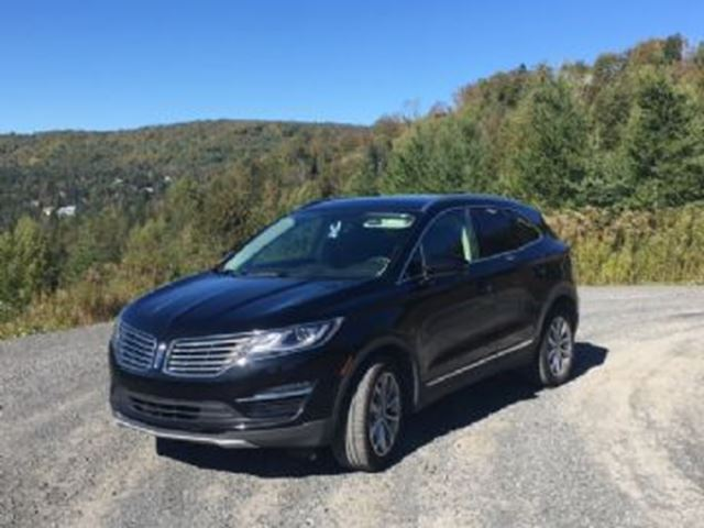2017 LINCOLN MKC Reserve 300A , 2.0L AWD in Mississauga, Ontario