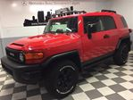 2012 Toyota FJ Cruiser 4x4 Trail Teams Special Edition Package in Calgary, Alberta