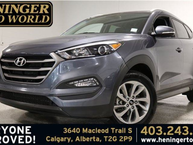 2016 HYUNDAI TUCSON Premium - Back Up Camera, Blind Spot in Calgary, Alberta