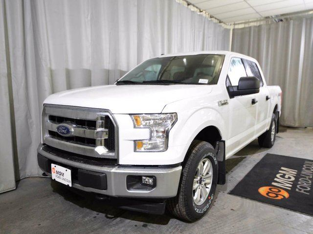 2017 FORD F-150 XLT in Red Deer, Alberta