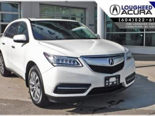2015 ACURA MDX Navigation in Coquitlam, British Columbia