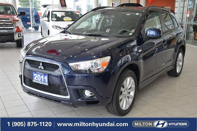 2011 MITSUBISHI RVR GT GT | 4X4 | BLUETOOTH | KEYLESS ENTRY in Milton, Ontario