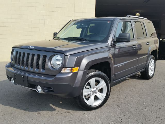 2017 JEEP PATRIOT North Edition 4x4 in Fort Erie, Ontario