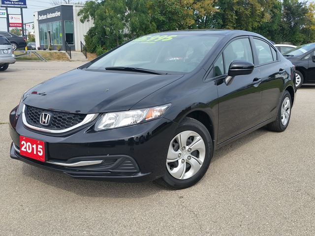 2015 HONDA CIVIC LX in Beamsville, Ontario