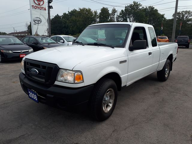 2008 ford ranger xl hamilton ontario car for sale 2876103. Black Bedroom Furniture Sets. Home Design Ideas