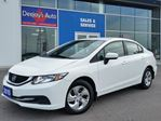 2015 Honda Civic LX in Brantford, Ontario