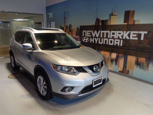 2015 nissan rogue sv 7 seater awd all in pricing 144 b w hst silver newmarket hyundai. Black Bedroom Furniture Sets. Home Design Ideas