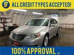 2011 Chrysler 200 LX*POWER WINDOWS/LOCKS/HEATED MIRRORS*CRUISE CONTR in Cambridge, Ontario