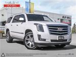 2016 Cadillac Escalade ESV Premium Collection in Toronto, Ontario