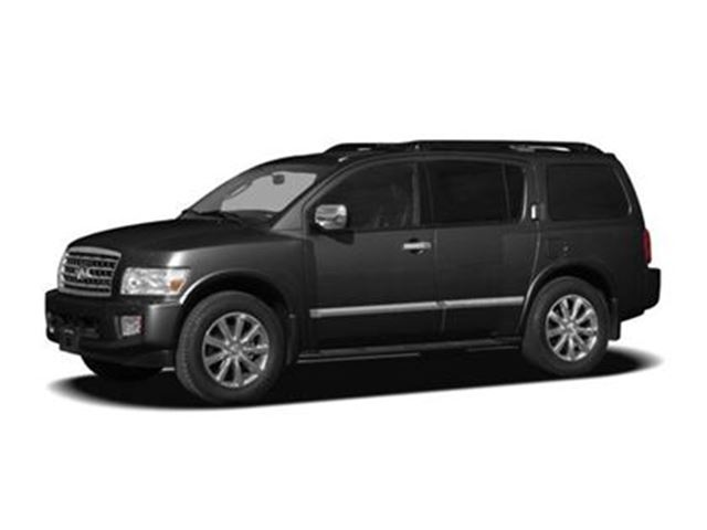 2008 INFINITI QX56 Base in Coquitlam, British Columbia